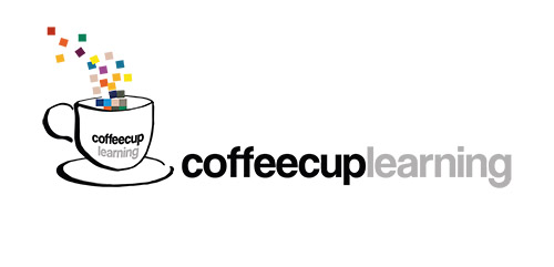 Logo coffeecup learning