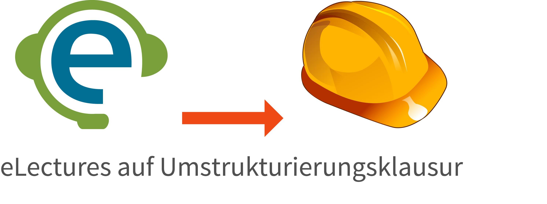eLectures: sommerliche Umstrukturierungsklausur