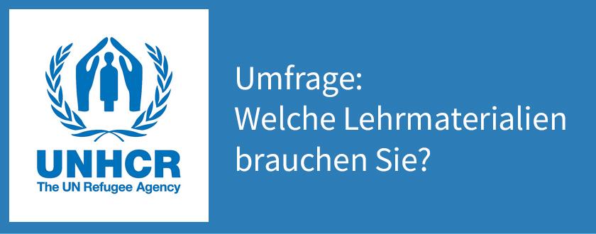 Logo: UNHCR