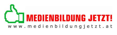 Logo: Medienbildung Jetzt