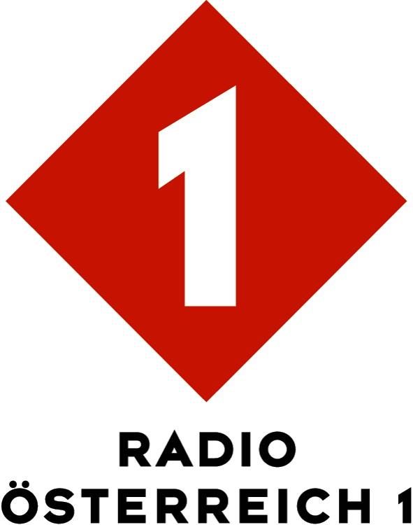 Ö1 gehört gehört. Logo Ö1