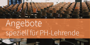 Angebote für PH-Lehrende, Bild: pexels.com, CC0