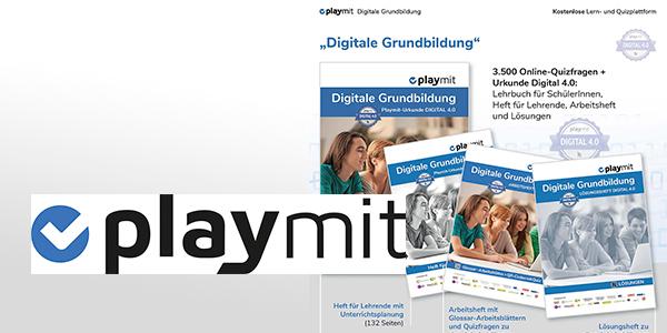Bildmaterial und Logo: (c) Playmit.com