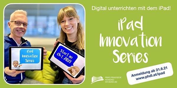 Grafik: (c) iPad Innovation Series, PH Linz